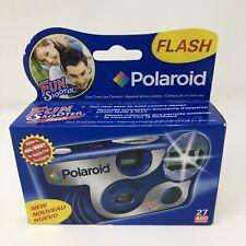 New Polaroid Fun Shooter Flash 400 ASA/ISO 27 Disposable Camera EXP 2008