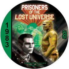 """Prisoners of the Lost Universe (1983) Adventure and Sci-Fi CULT """"B"""" Movie DVD"""