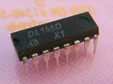 20x DL155D Dual 2-line to 4-line Decoder/Demultiplexer =74LS155, HFO