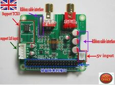 I2S HiFi DAC ES9023 Expansion Board Decode Board Encoder for Raspberry pi B+
