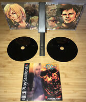 Parasite Eve II (Sony PlayStation 1, 2000) - TESTED! - Complete With Manual