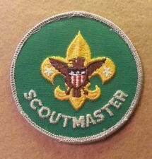 BOY SCOUT SCOUTMASTER  (SM9) 1972 > 1982  PRE-OWNED  B00136