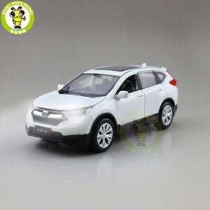 1/32 Jackiekim Honda CRV CR V  Diecast Model CAR SUV Toys kids Gifts Pull Back
