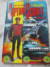 CAPTAIN SCARLET - THE OFFICIAL ANNUAL 1994 - BRAND NEW