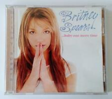 BRITNEY SPEARS - BABY ONE MORE TIME - original album CD - Excellent used