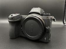 Nikon Z7 45.7MP Digital Camera - Black (Body Only) with Extra Battery