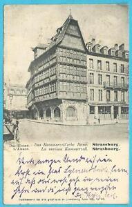 Strassburg/ Elsass: Das Kammerzellhaus!