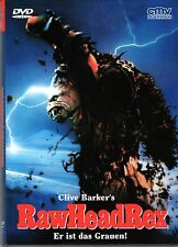 Clive Barker's Rawhead Rex , small hardbox edition , 100% uncut , Cover A