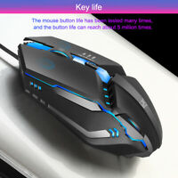 1600 DPI USB Wired Optical Gaming 4 Keys Mouse For Computer PC Laptop Cool