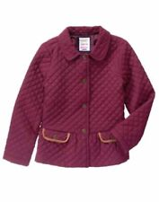 "Gymboree Plum Pony Quilted Button Jacket 4 NWT Coat ""Barn Jacket"" Retail Store"
