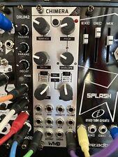 WMD Chimera Metallic Percussion Synthesizer Eurorack Module