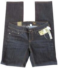 NEW  60 Mango MNG Dark Blue Lizzy Slim Fit Jeans 6 a845fbdb1