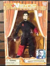 """Nsync 10"""" Collectible Marionette Puppet Chris Kirkpatrick Toy Doll New"""