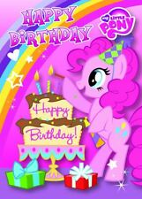 My Little Pony birthday card for any age by Danilo - MP020