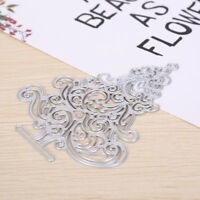 Christmas Tree Metal Cutting Dies Stencils for DIY Embossing DIY Paper Cards MD