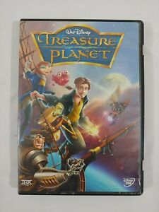 Walt Disney Treasure Planet DVD