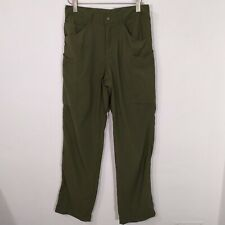 PATAGONIA Men Hiking Pants Size 32 Green Army Polyamide AMQ0310