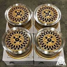"""Autostar Minus 15"""" x 7.5"""" 4x100 et25 G alloys fit Vauxhall Astra G 4 stud"""