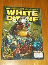 WHITE DWARF #281 ROLE-PLAYING GAMES WORKSHOP UK MAGAZINE~