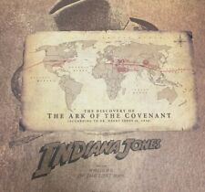 Hot Toys DX05 Indiana Jones Raiders Lost Ark 1/1 authentic paper