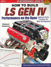How to Build LS Gen IV Performance on Dyno LS3 LS7 LSX 2006-2017 Camaro Corvette
