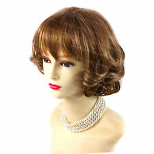 Wiwigs Beautiful Short Curly Summer Style Blonde Mix Ladies Wig