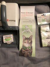 Neater Pets Scooper Cat Litter Scoop, Green