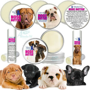 Blissful Dog Nose Butter Dogue De Bordeaux French Bulldog Mastiff Dry Cracked