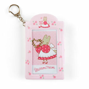 Marron cream Cased Notes & Stickers IC Card Case Sanrio Kawaii 2021 NEW ZJP