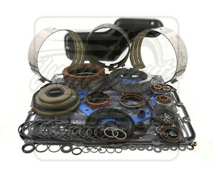 Fits Ford 5R55W 5R55S Transmission DLX Raybestos Performance Rebuild Kit 02-ON