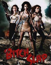 Bitch Slap (Erin Cummings, Julia Both, & America Olivo) signed 11x14 photo