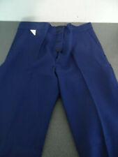 Vintage Ancien Pantalon bleu de travail Sanfor Neuf sans étiquette Taille 44