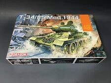 DRAGON 7556 1/72 T-34/85 Mod.1944