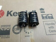 4pcs NEW KENDEIL 6800uF 50V 30X40mm 105°C K05 HQ CAPACITORS FOR NAIM HICAP QUAD!