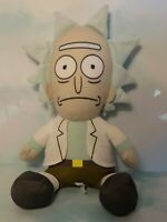 Rick And Morty Plush 11'' Adult Swim Licensed Toy Factory Doll Rick