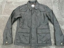 FAT FACE  BROWN  LEATHER JACKET SIZE M VERY GOOD CONDITION!!!!!!