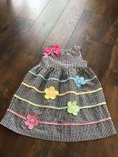 Bonnie Jean Kids Girls Summer Dress 5