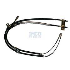 Handbremsseil Satz / Parking Brake Cable Ssangyong Rexton 1 2002-2006