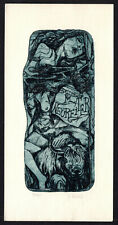09)Nr.148- EXLIBRIS- Erotik / erotic, Pavel Hlavaty