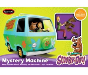 Polar Lights 1:25 Scooby-Doo Mystery Machin, #R2POL901