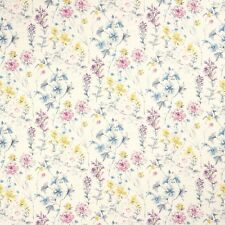 LAURA ASHLEY WILD MEADOWS ~ MULTI ROMAN BLINDS or Curtains also available