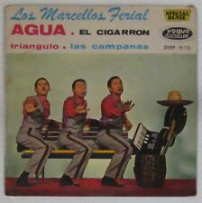 Pochette Tabac 45 tours Los Marcellos Ferial