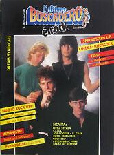BUSCADERO 38 1984 Dream Syndicate Jason & The Scorchers Tom Jans Springsteen
