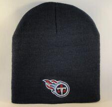 Tennessee Titans NFL Knit Beanie Hat Navy