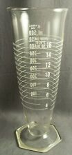 Vintage Kimax Glass Science Lab Apothecary Cooking Measuring Beaker 16 oz 500 ml