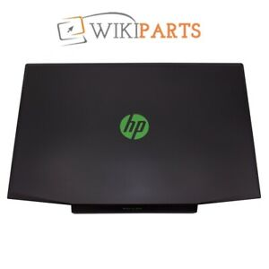 HP Pavilion15-CX0007NL Replacement LCD Back Cover Rear Lid with Green Logo