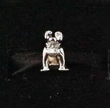 Authentic PANDORA Sterling Silver Labrador Dog Charm 791379CZ