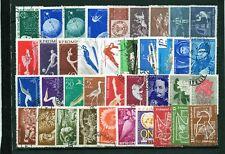 RUMANIA / ROMANIA / ROUMANIE  - sellos usados   lote 02