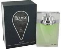 Tiamo By Parfum Blaze 3.4 oz 100 ml EDT Eau de Toilette Spray for Men * SEALED *