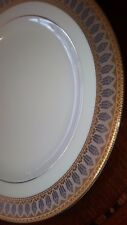 San Marco by Royal Gallery DINNER PLATES with Art Deco Design - LOT OF 2